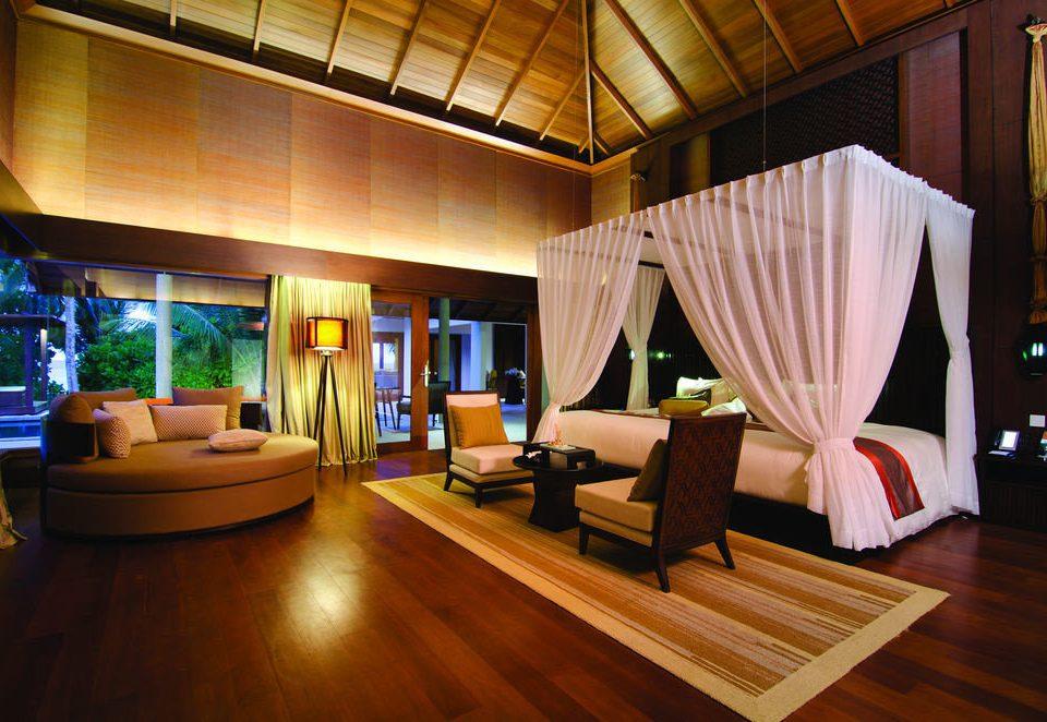 Resort recreation room home Suite living room