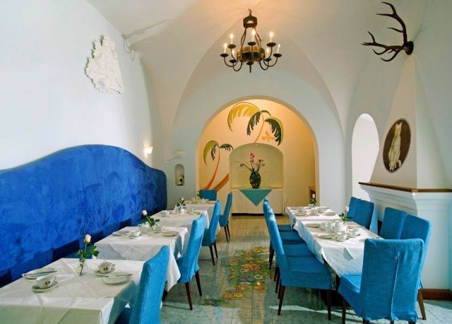 restaurant blue Resort function hall Suite Villa colored