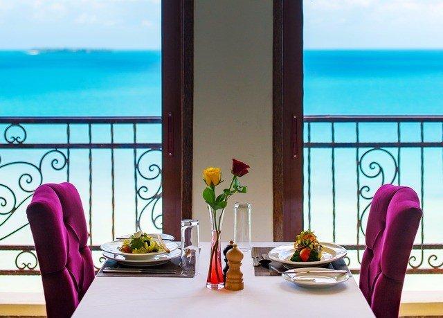 color property home restaurant Resort Suite caribbean living room Villa