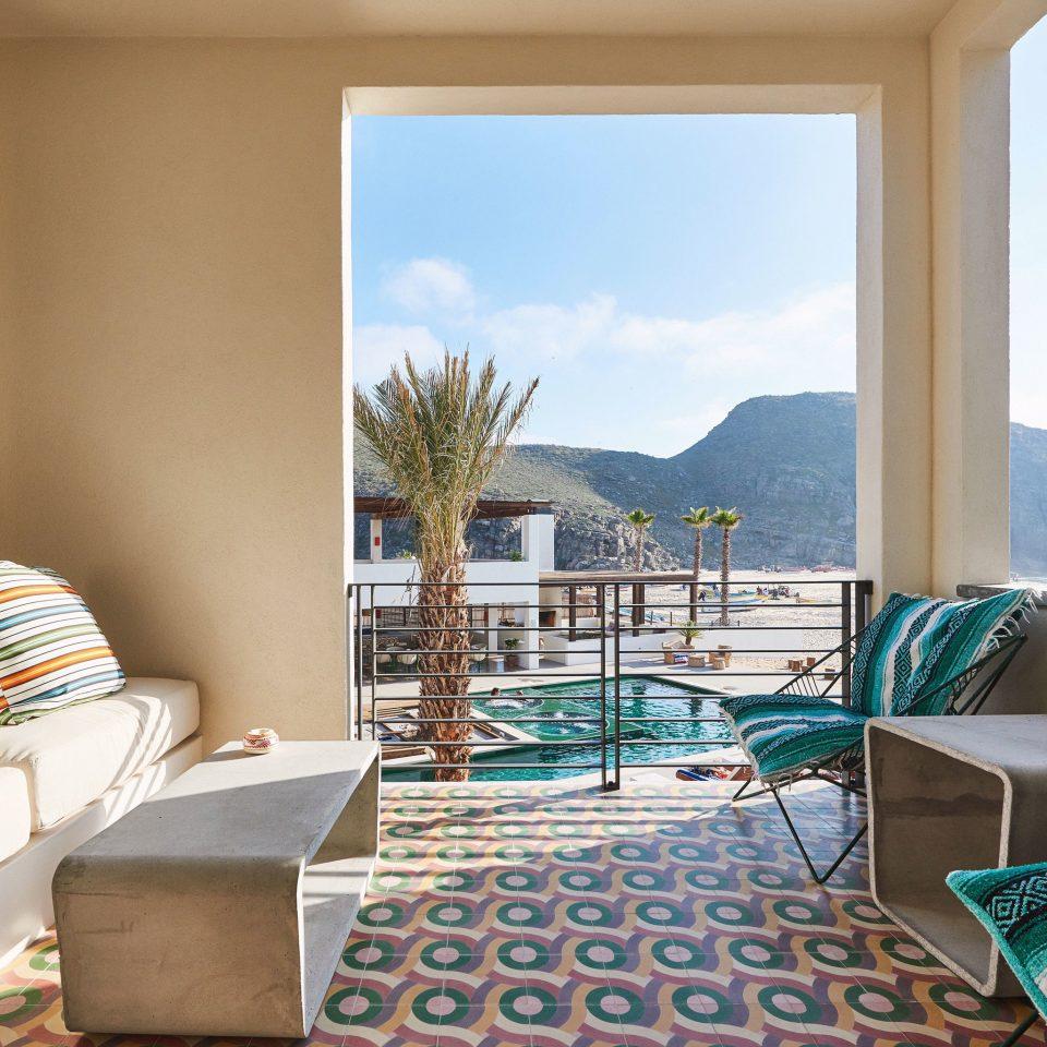 sofa property condominium Resort living room home Villa Suite cottage swimming pool caribbean mansion flat