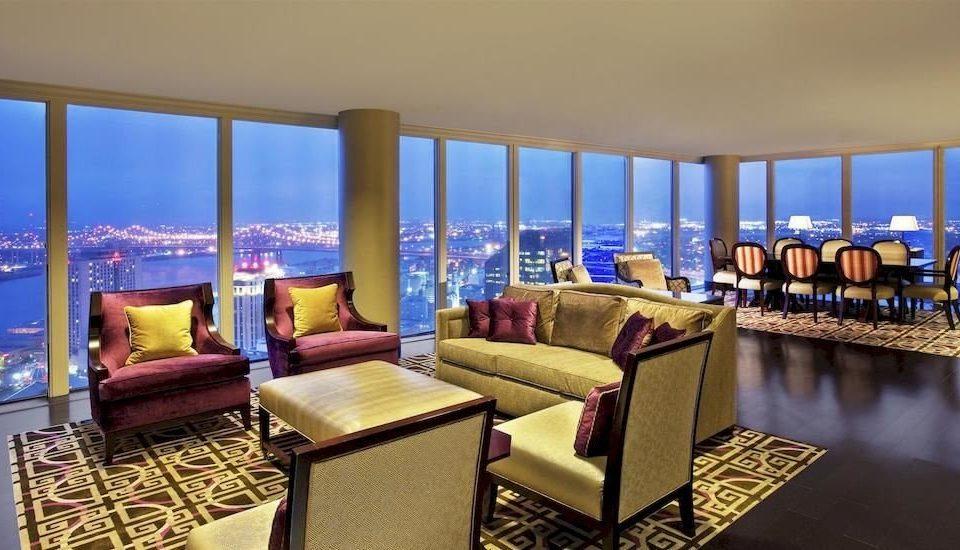 chair property Resort Suite condominium living room Villa overlooking