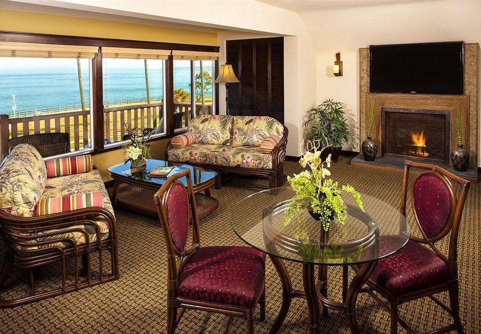 sofa chair property Suite living room home cottage Resort Villa set