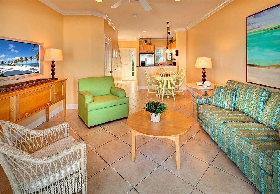 property Suite green living room cottage condominium home Villa Resort