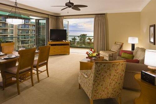 Resort property condominium living room Suite home cottage Villa