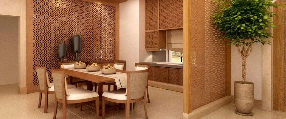 property Suite Villa cottage home condominium Resort dining table