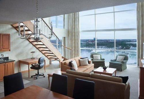 condominium property living room Villa Suite Resort loft
