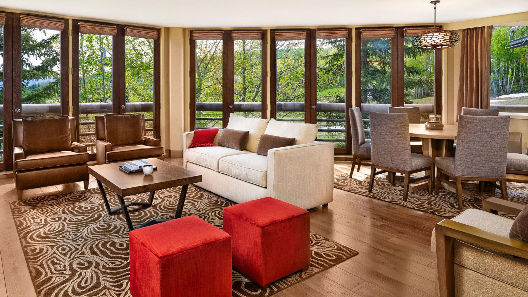 property living room home condominium Suite porch Resort Villa cottage