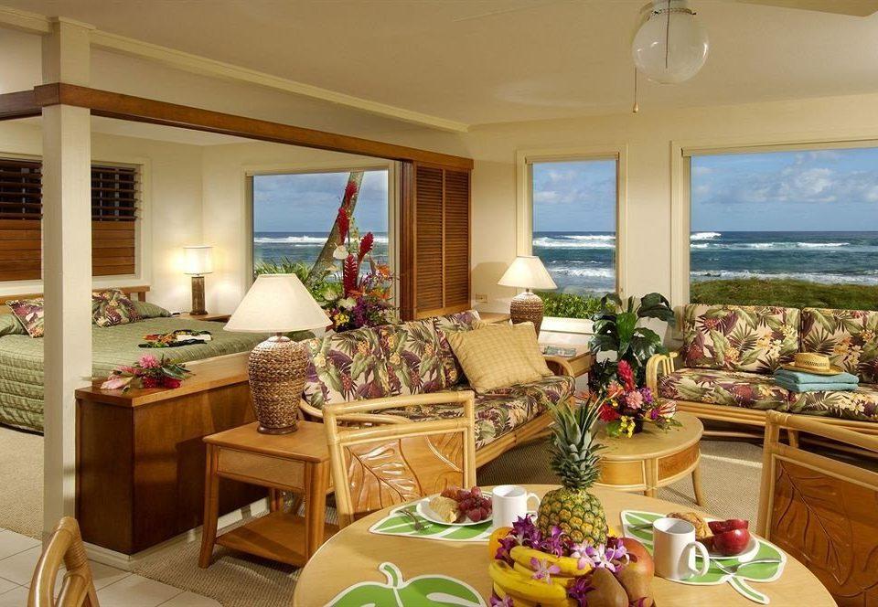 Resort property home living room Villa cottage Suite condominium