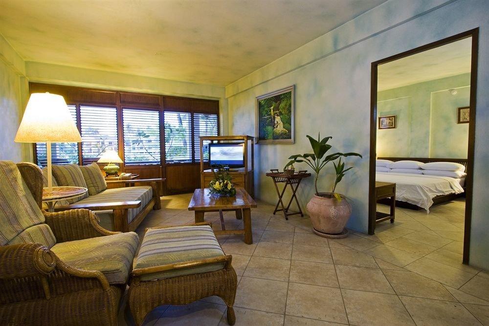 property condominium living room Suite Villa home cottage Resort