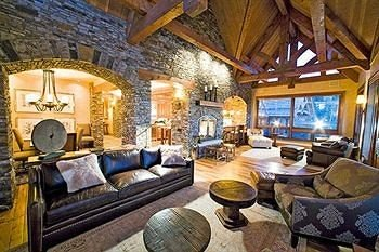 property living room Resort cottage home Villa log cabin farmhouse mansion Suite