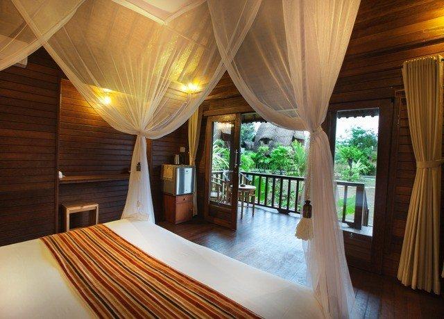property Resort house home hardwood Suite Villa cottage wood flooring living room