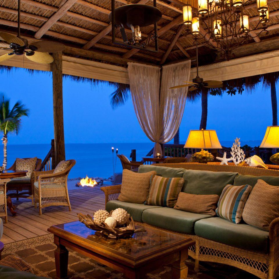 Resort property living room home Villa cottage Suite