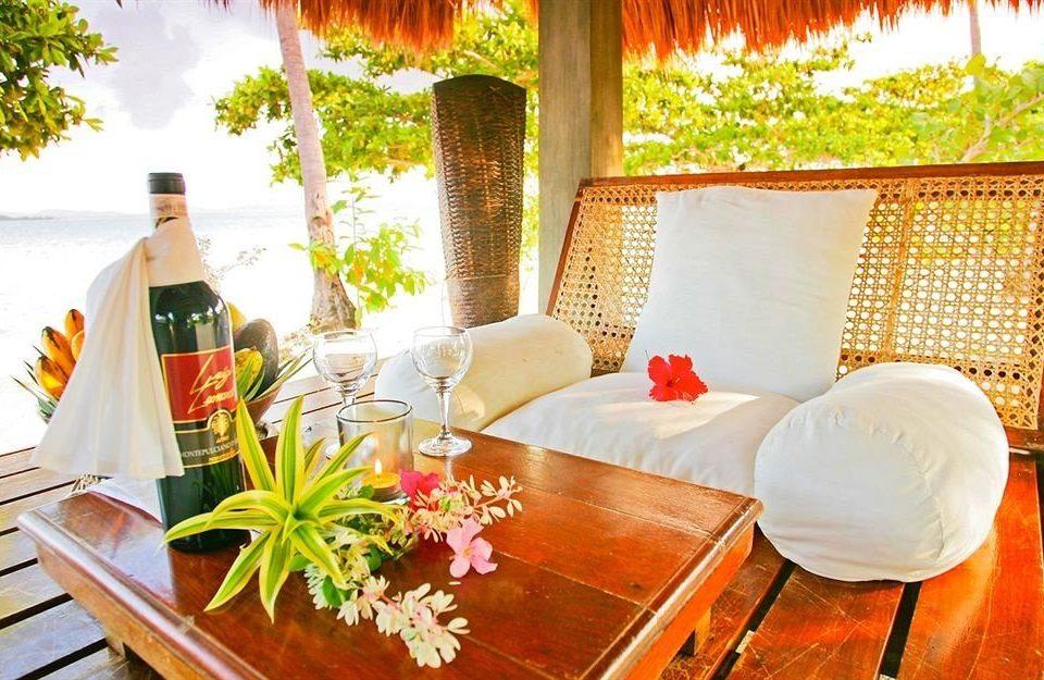 property Resort cottage Villa home wooden Suite dining table