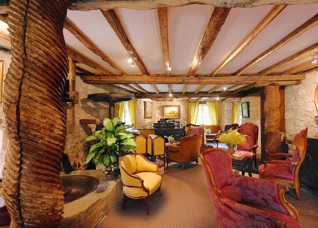 property living room Resort home cottage Villa hacienda Suite