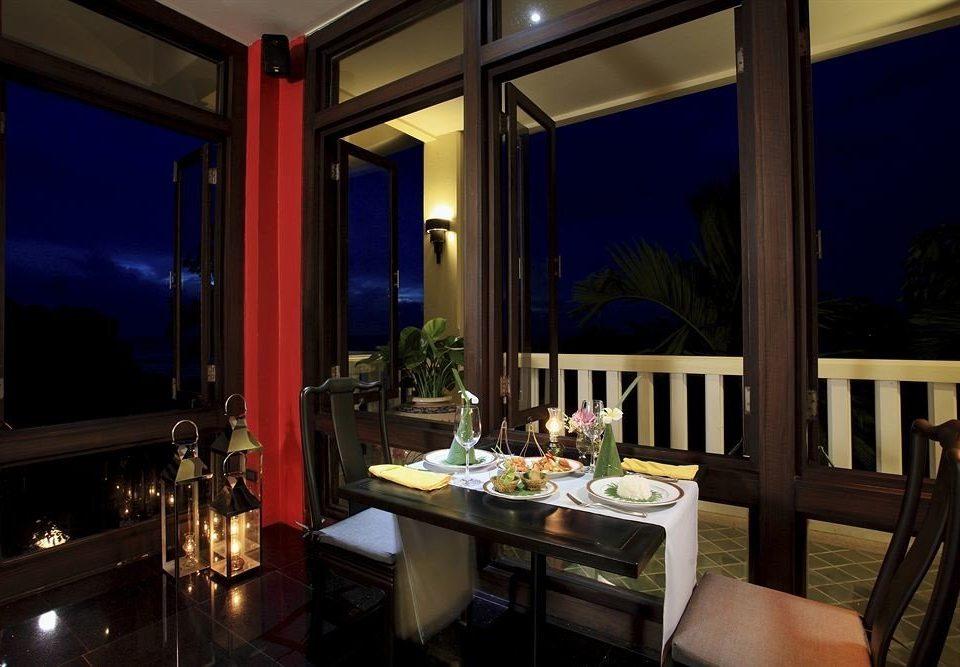 property restaurant Suite home lighting Resort Villa living room