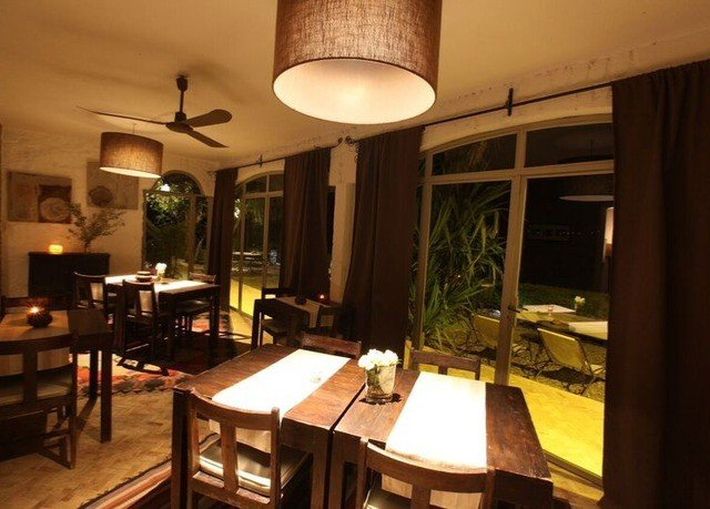 property restaurant lighting Villa Resort Suite