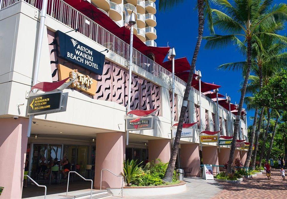 tree Town neighbourhood restaurant Resort