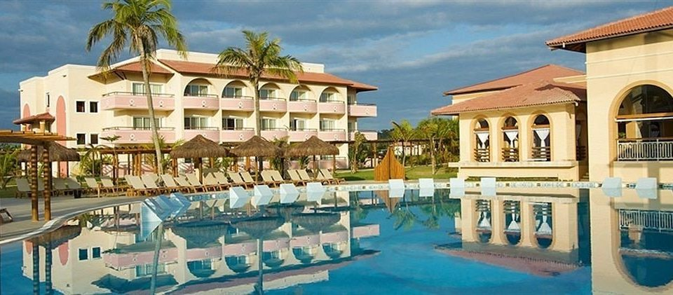 building Resort leisure property Town palace resort town plaza swimming pool mansion Villa hacienda roof