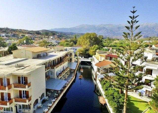 property Town Resort marina condominium mountain residential area dock waterway Villa
