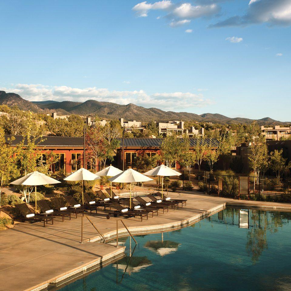 sky leisure Town Resort swimming pool Village palace day