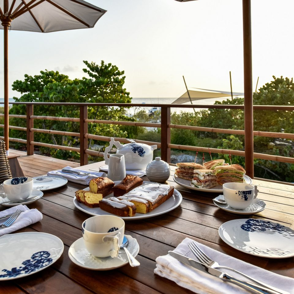 Trip Ideas sky food plate restaurant home Resort cottage brunch set