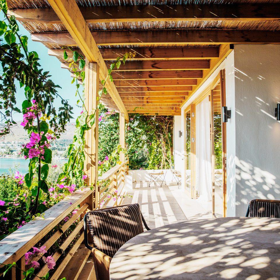 Trip Ideas property house flower home cottage Resort backyard porch Villa farmhouse