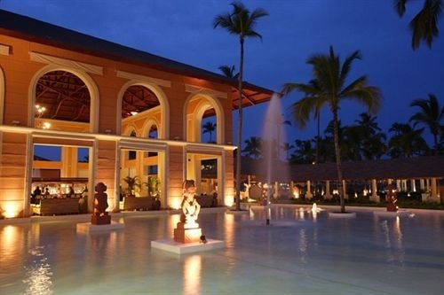 building Resort leisure swimming pool resort town palace mansion plaza hacienda Villa arch colonnade