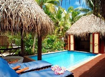 tree building swimming pool property Resort leisure Villa eco hotel hacienda cottage backyard blue