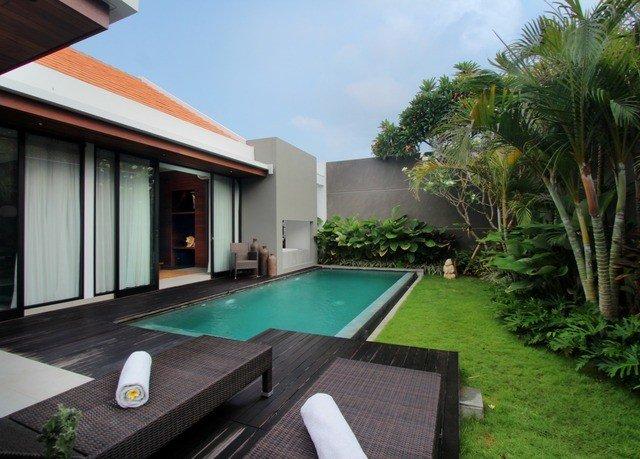 property swimming pool building house Villa home condominium Resort backyard mansion