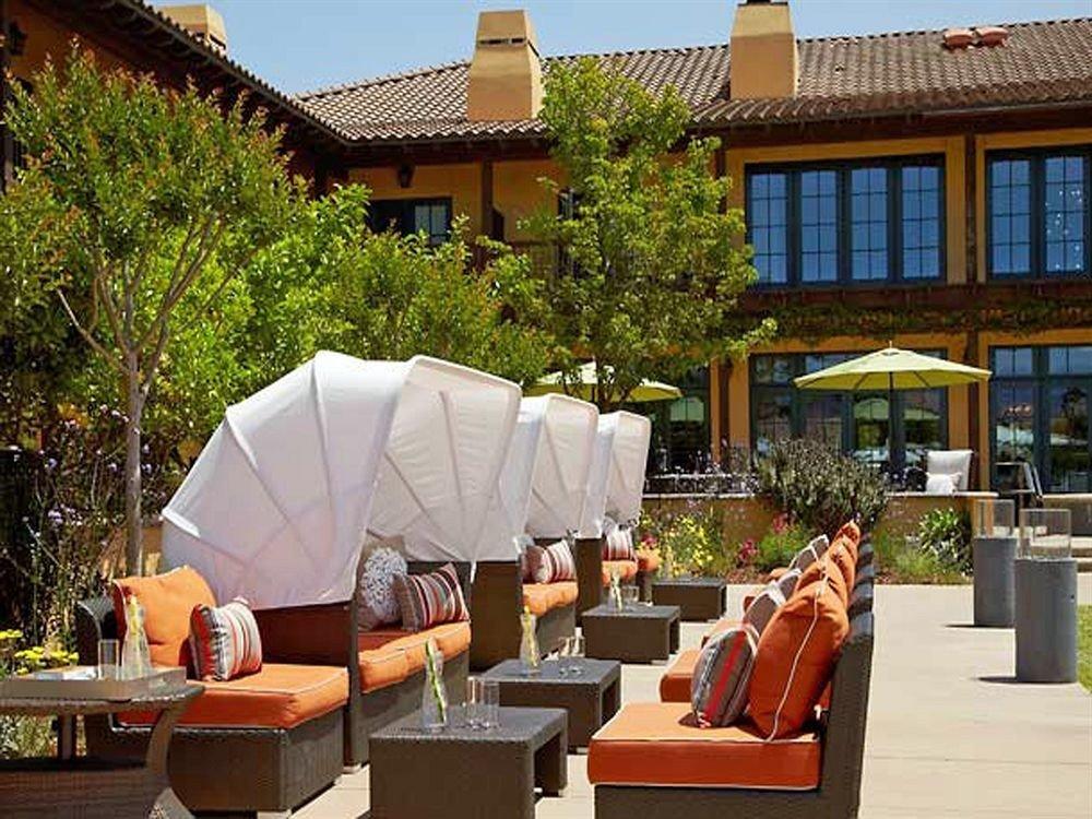 tree property building Resort home outdoor structure backyard Villa restaurant cottage