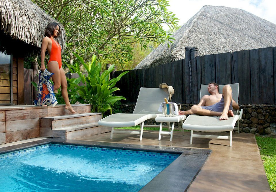 building swimming pool leisure property backyard Resort swimming Villa outdoor structure cottage