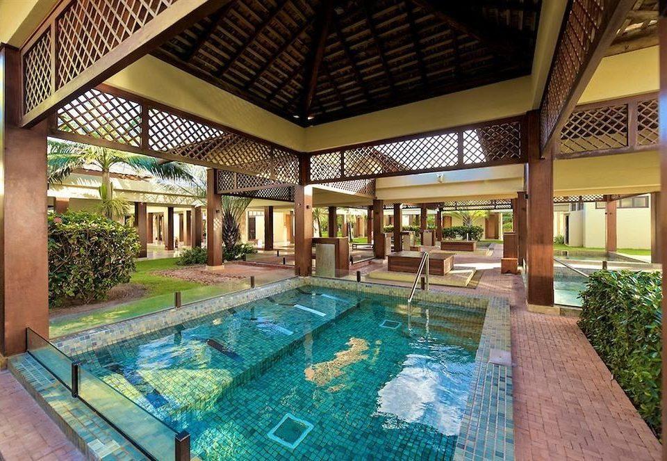 building swimming pool property Resort leisure Villa mansion backyard eco hotel hacienda