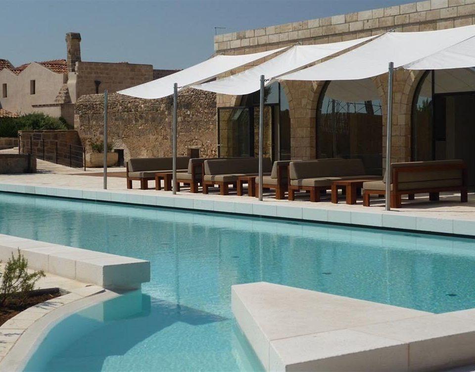 building swimming pool property leisure Villa Resort jacuzzi backyard