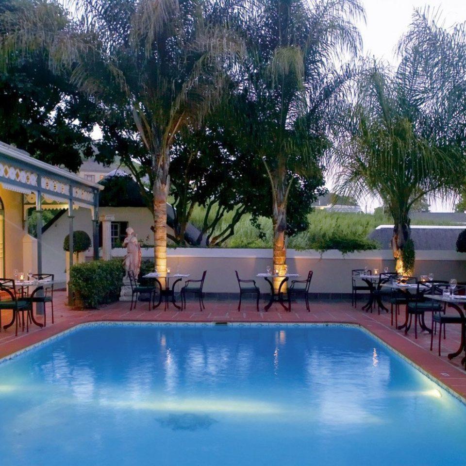 tree leisure swimming pool property Resort building house Villa home backyard condominium mansion