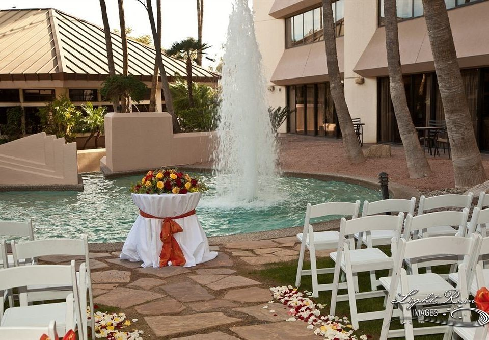 ground backyard Resort ceremony hacienda Villa restaurant