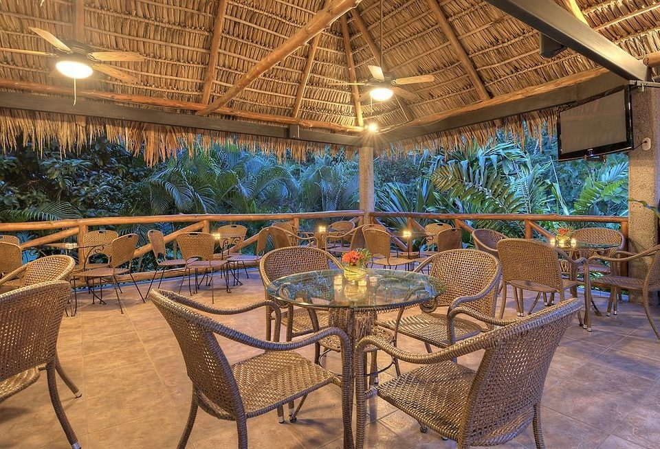chair property Resort backyard outdoor structure Villa restaurant hacienda