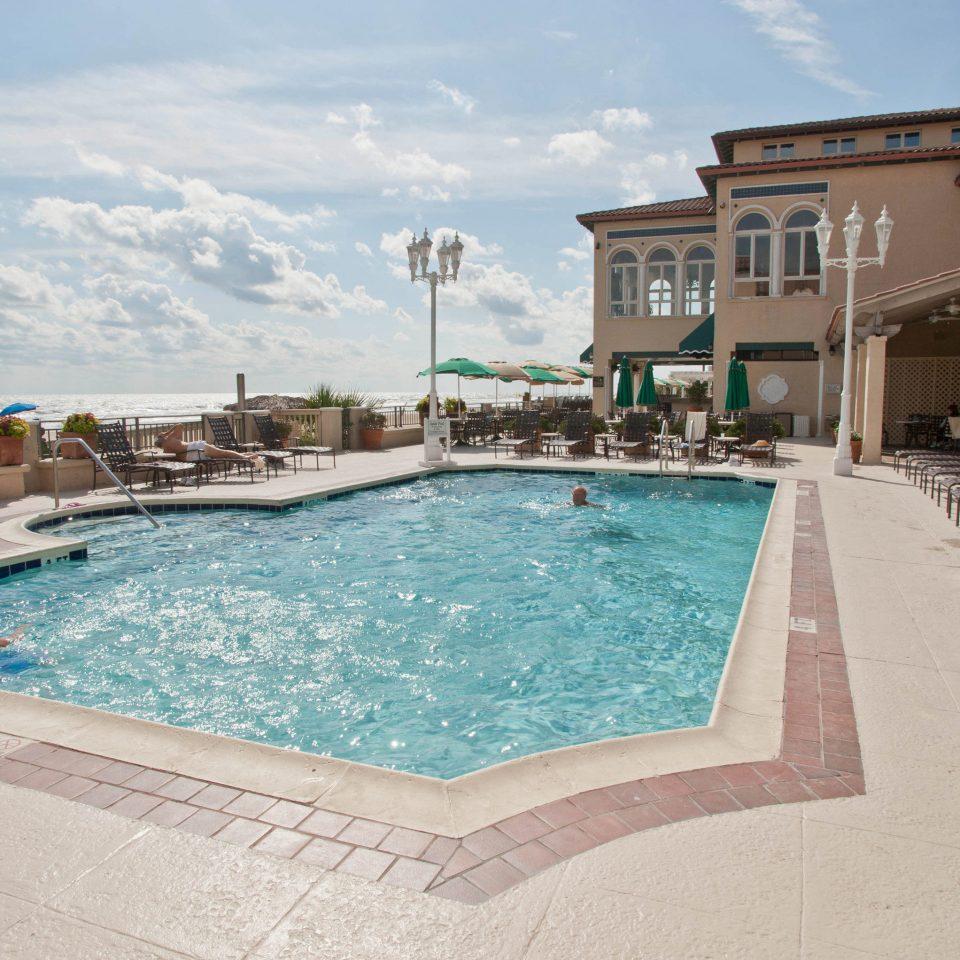 ground swimming pool property leisure Resort Villa condominium home backyard mansion
