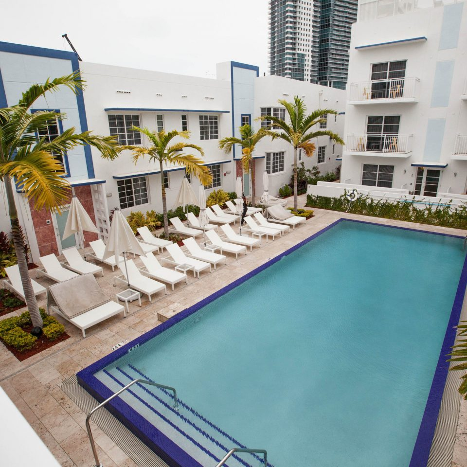 swimming pool property condominium Villa Resort home backyard mansion