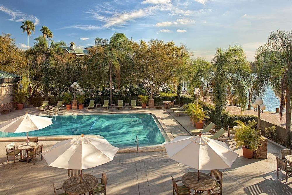 tree swimming pool leisure property Resort Villa plaza hacienda backyard condominium mansion