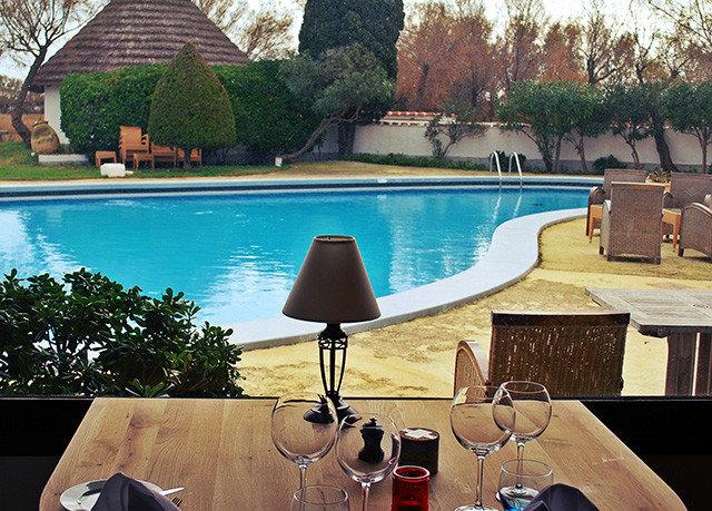 tree swimming pool leisure property home backyard Villa Resort cottage