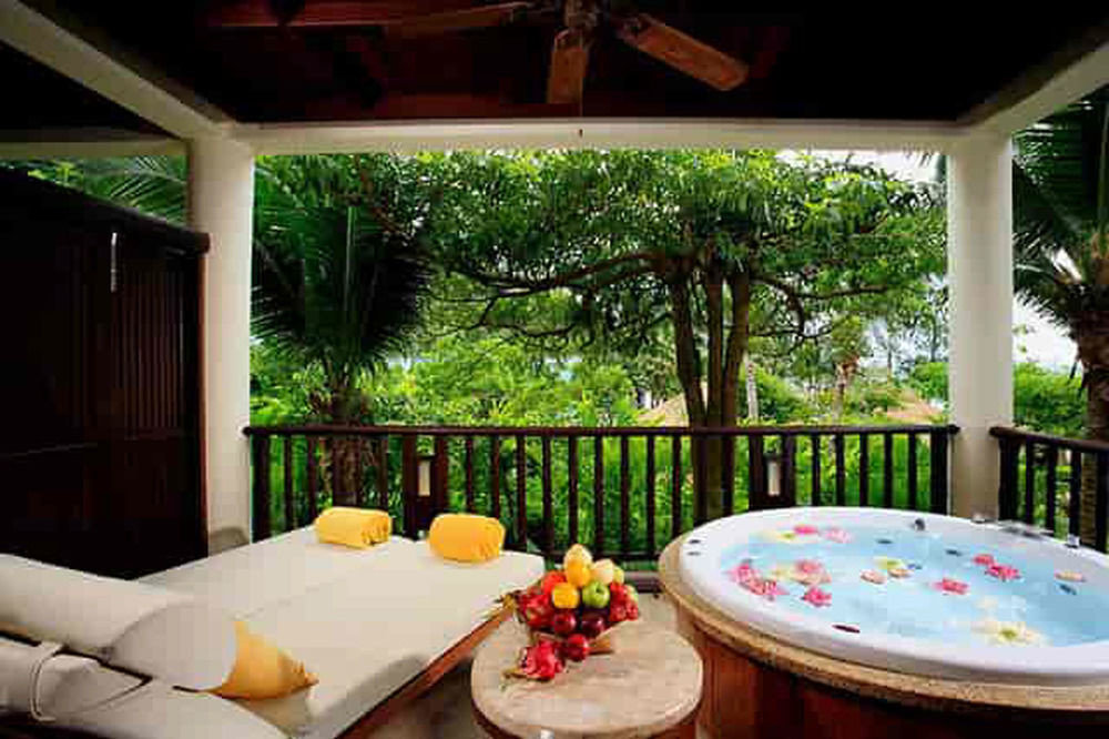 property Resort swimming pool Villa home backyard hacienda cottage eco hotel restaurant