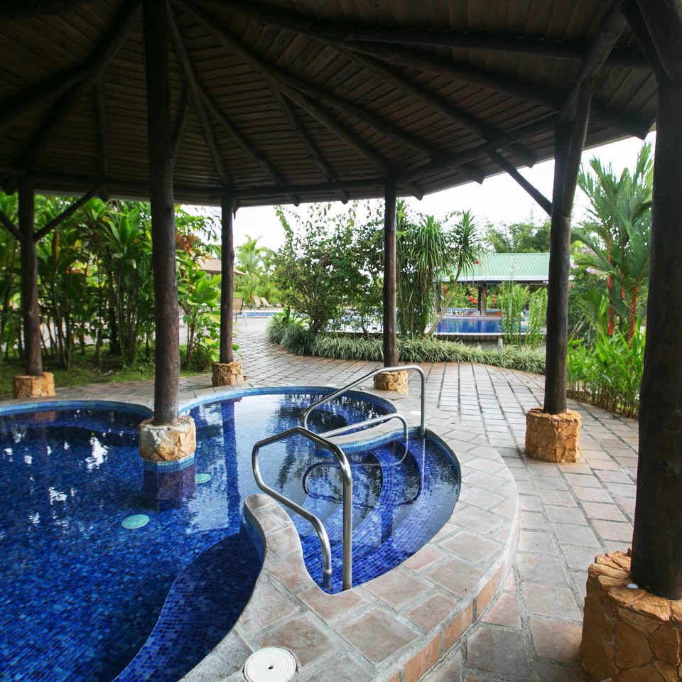 ground tree leisure swimming pool property Resort Villa backyard cottage hacienda eco hotel shade