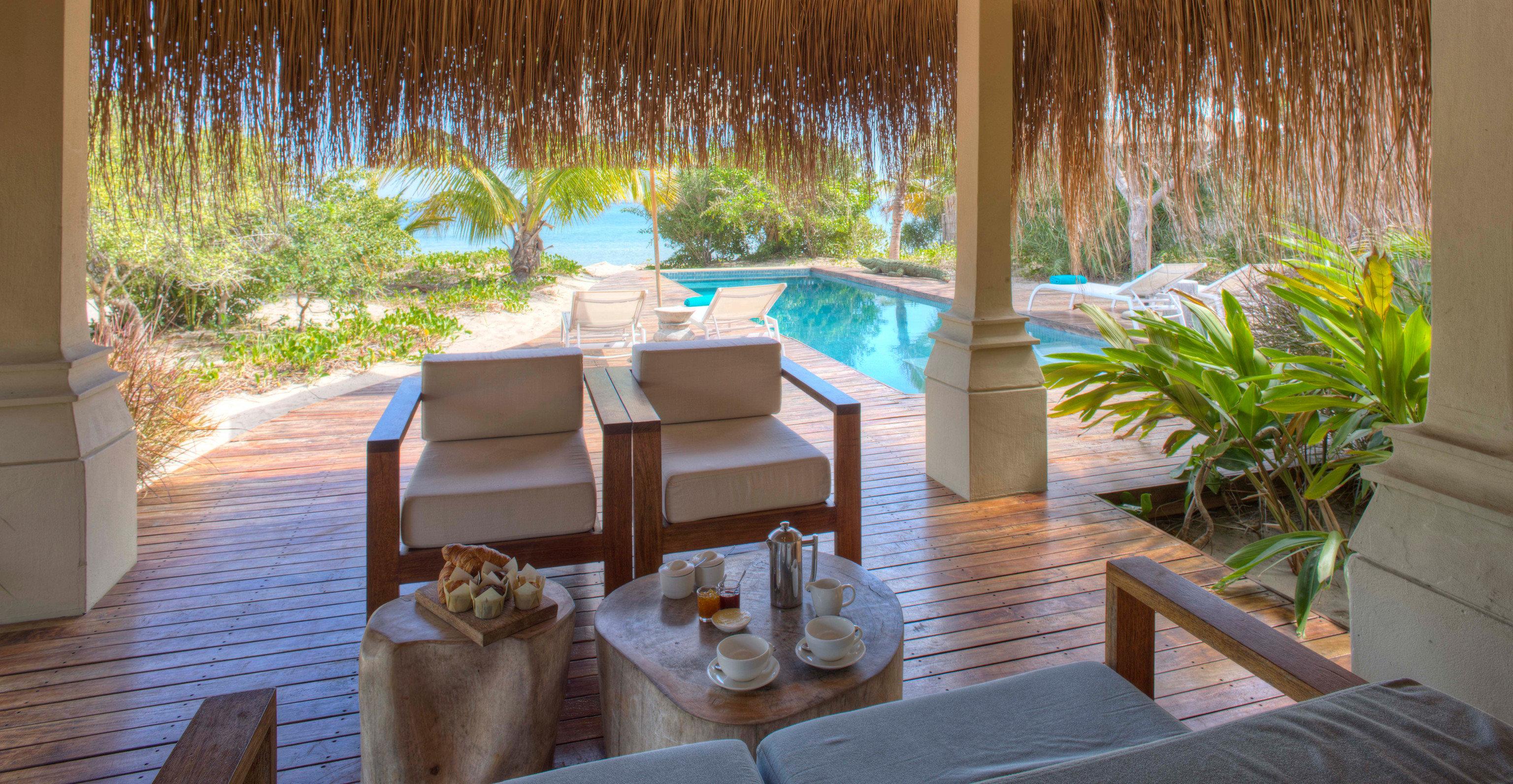 property Resort backyard restaurant Villa cottage set