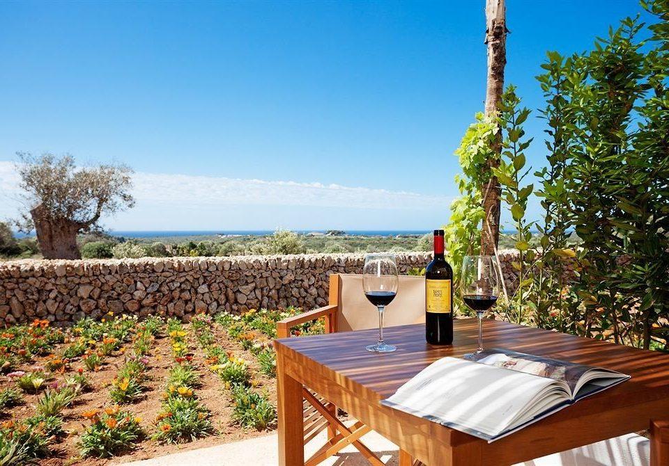 tree sky property Resort Villa cottage backyard