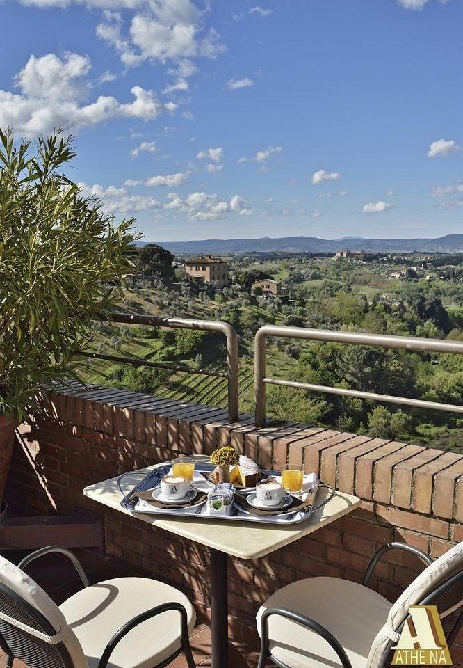 sky tree property Villa Resort backyard dining table