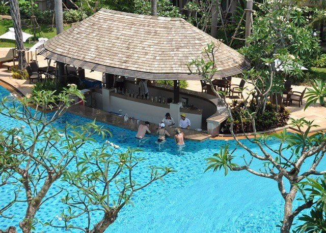 tree swimming pool property Resort Villa eco hotel backyard plant