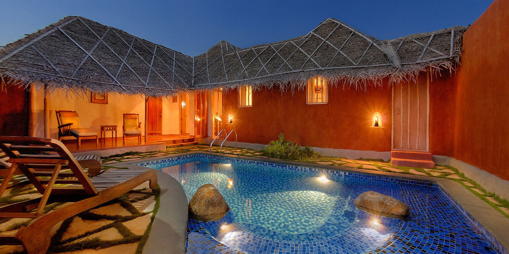 swimming pool property Resort leisure Villa eco hotel backyard