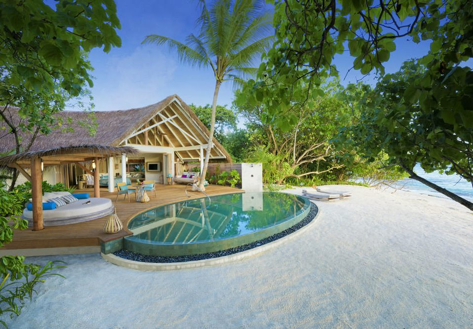 tree swimming pool leisure property Resort house home backyard Villa mansion plant empty residential