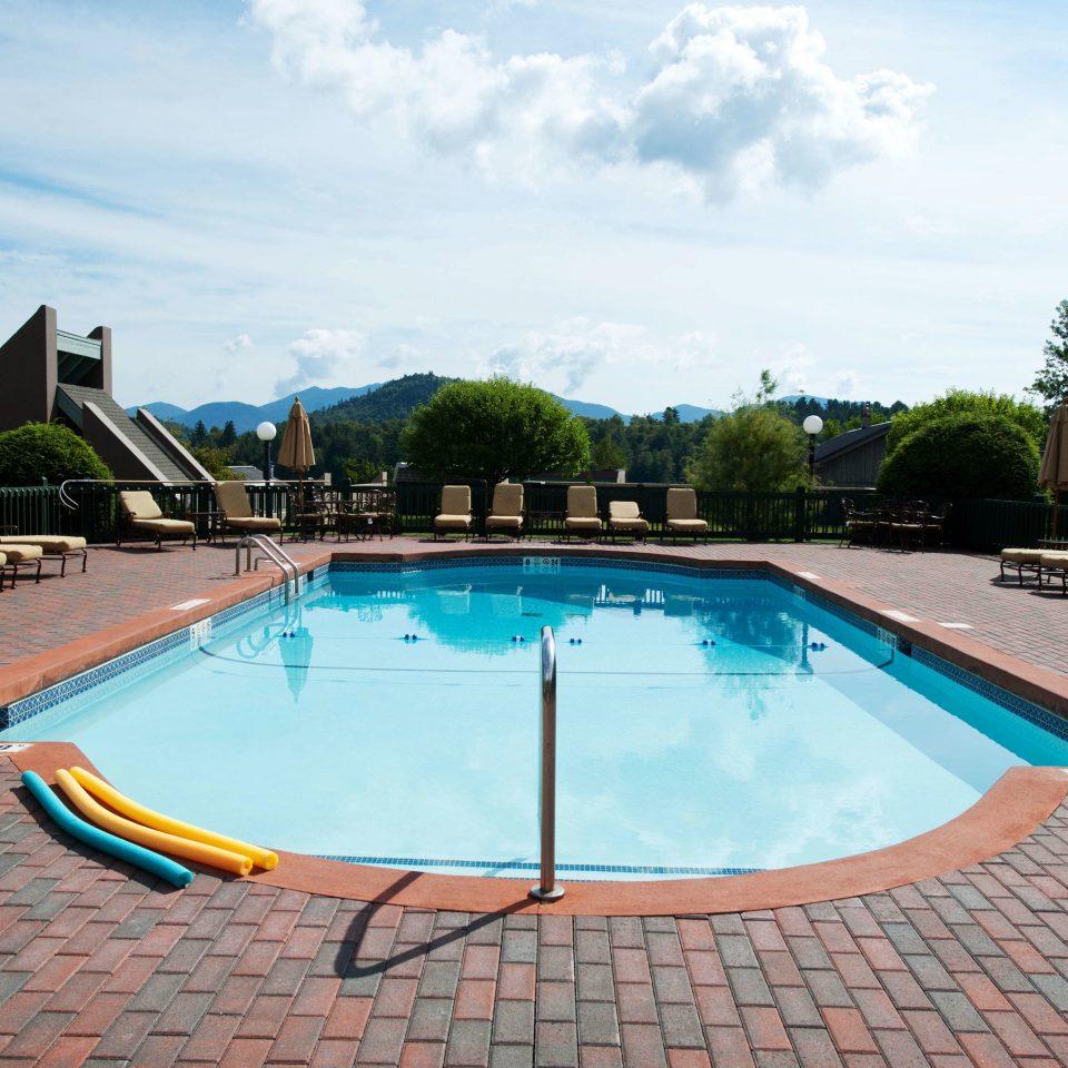 sky ground swimming pool leisure property reflecting pool backyard Villa Resort