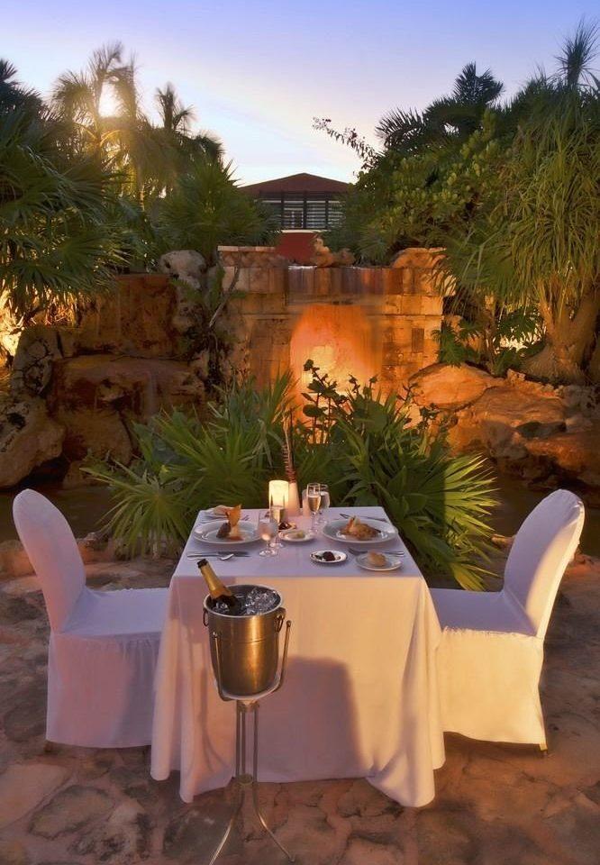 restaurant Resort backyard home hacienda Villa